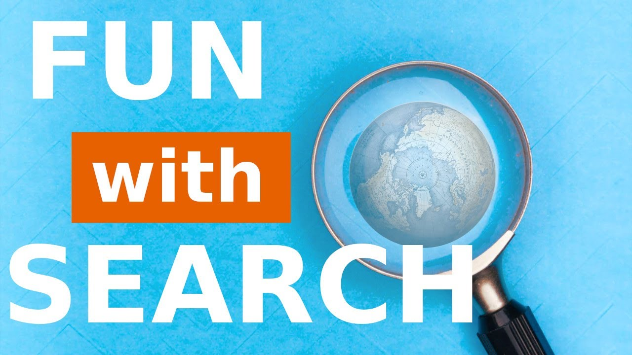 Search is a versatile tool in your ArcGIS JSAPI apps!